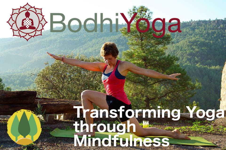 Transforming Yoga through Mindfulness, Suryavana, Spain