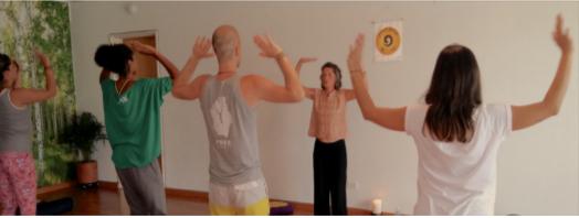 """RETIRO DE MEDITACION Y QIGONG:  """"Expande la mente, sana el cuerpo, cambia la vida"""" ::  3-day Qigong and meditation retreat in Suryavana"""