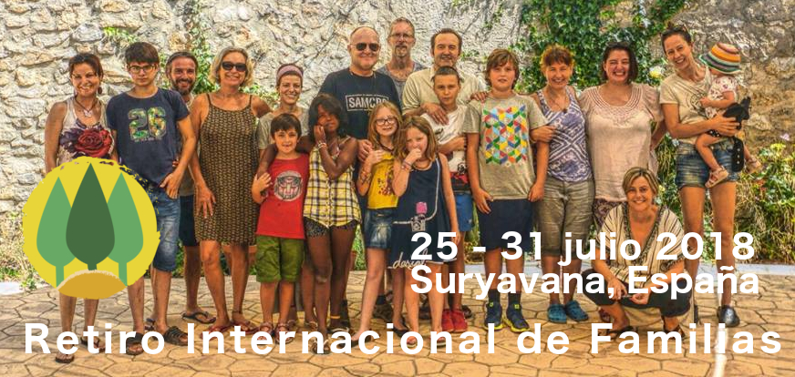 Retiro Internacional De Familias :: International Family Retreat