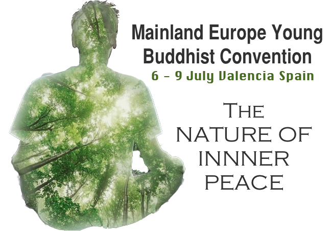 Convención de Jóvenes Budistas Europeos :: Mainland Europe Young Buddhist Convention
