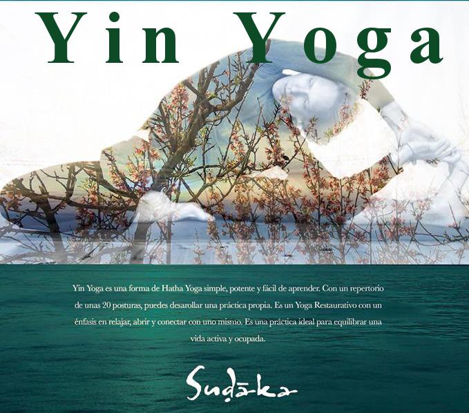 Yin Yoga - Taller intensivo de práctica y formación