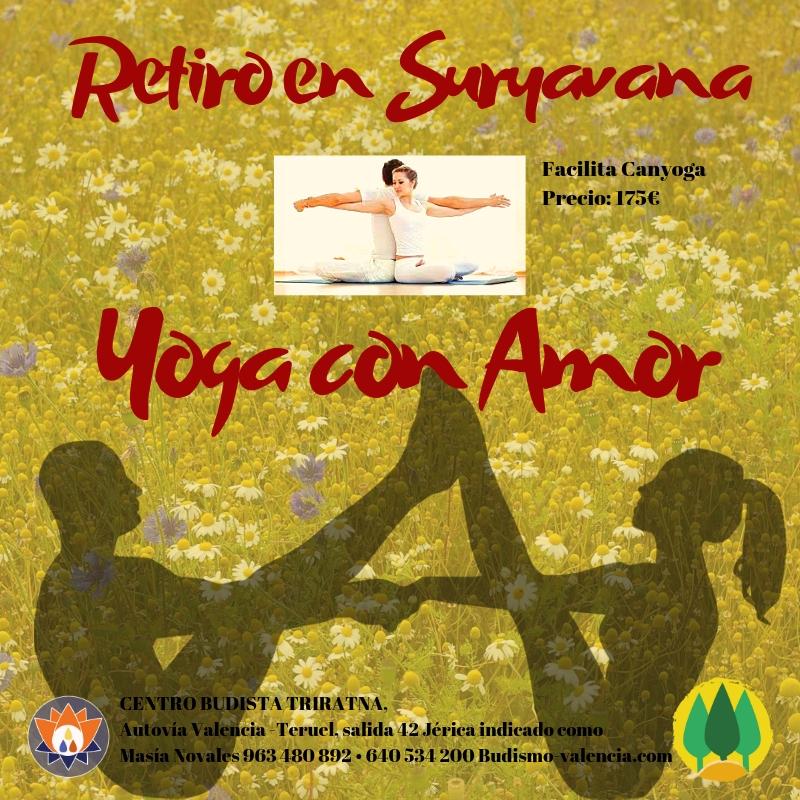 Yoga con Amor
