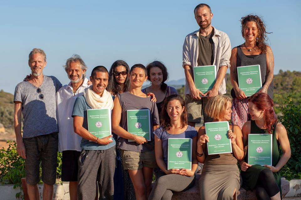 200 hours Certification Mindfulness Yoga Teacher Training course (en ingles)