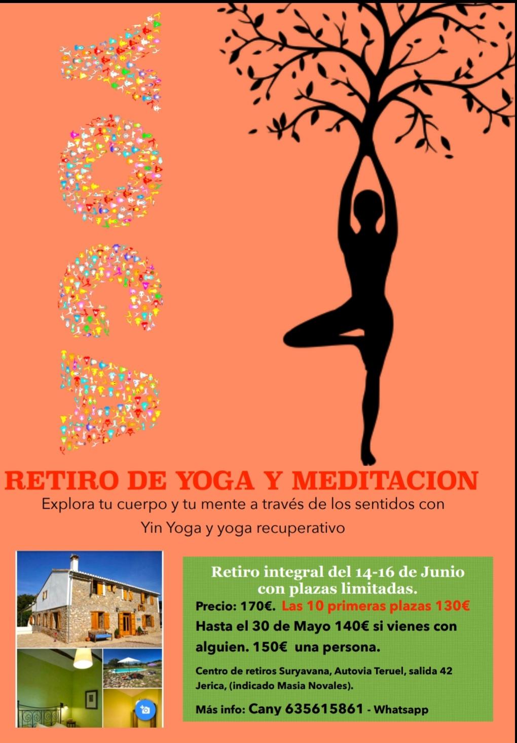 Retiro de Yoga y Meditación