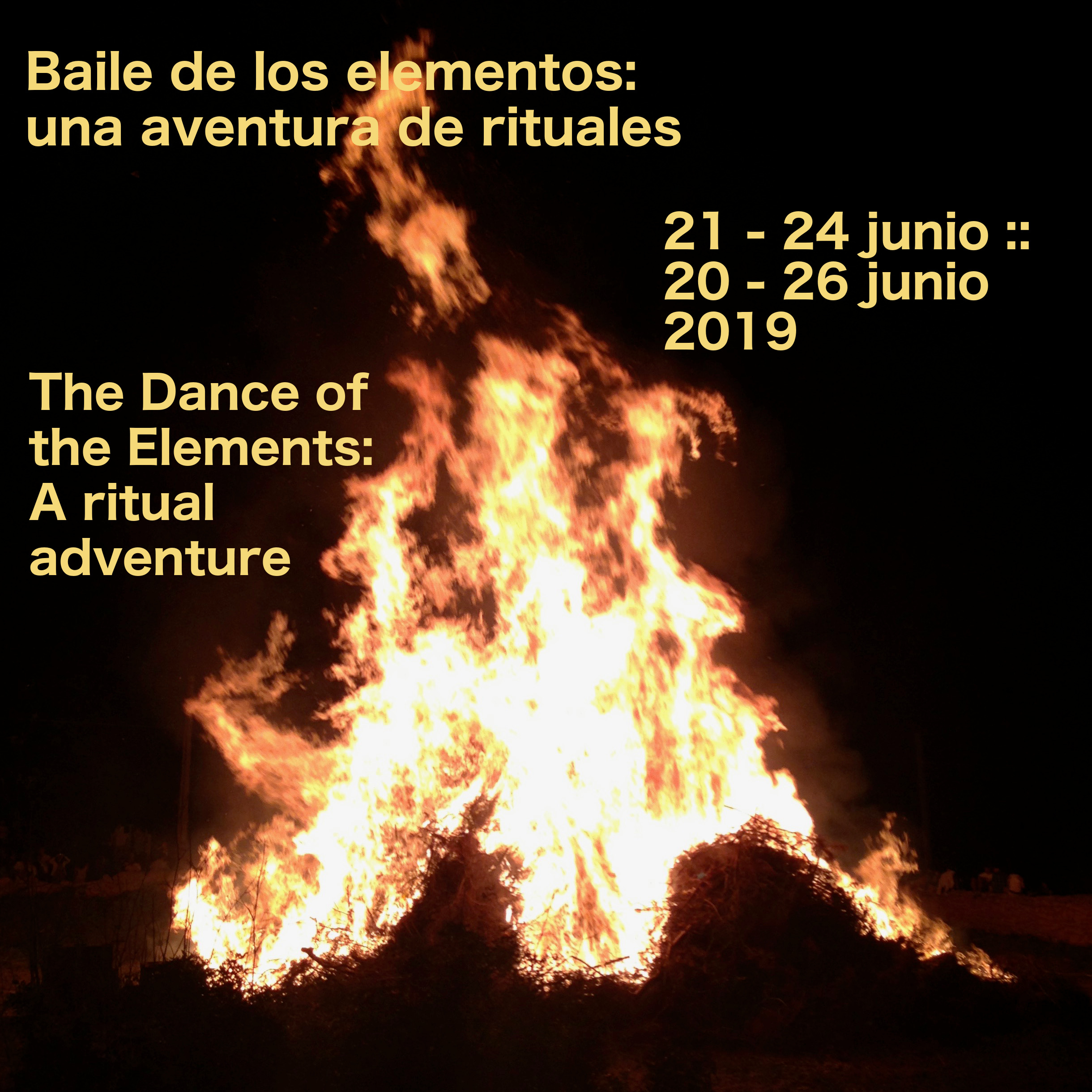 El baile de los elementos: una aventura de rituales :: The Dance of the Elements: A ritual adventure