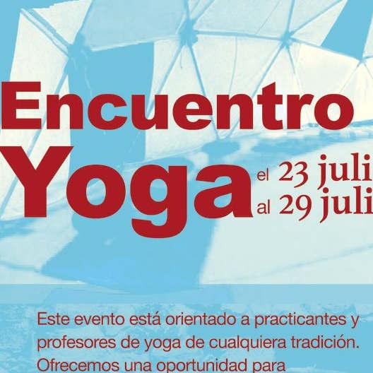 Encuentro Yoga 2020