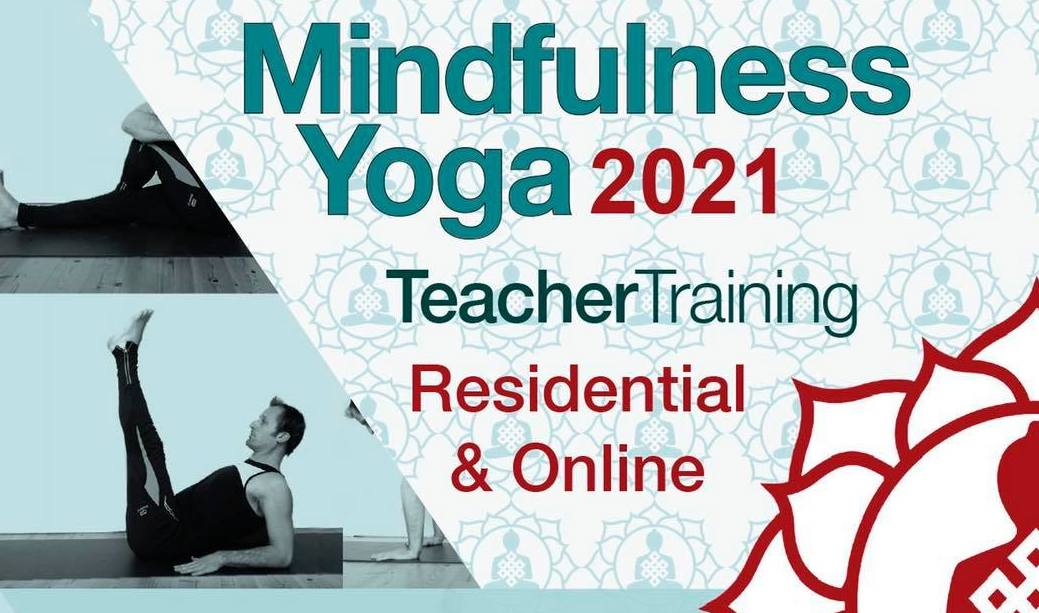 300 hours Certification Mindfulness Yoga Teacher Training course (en ingles)