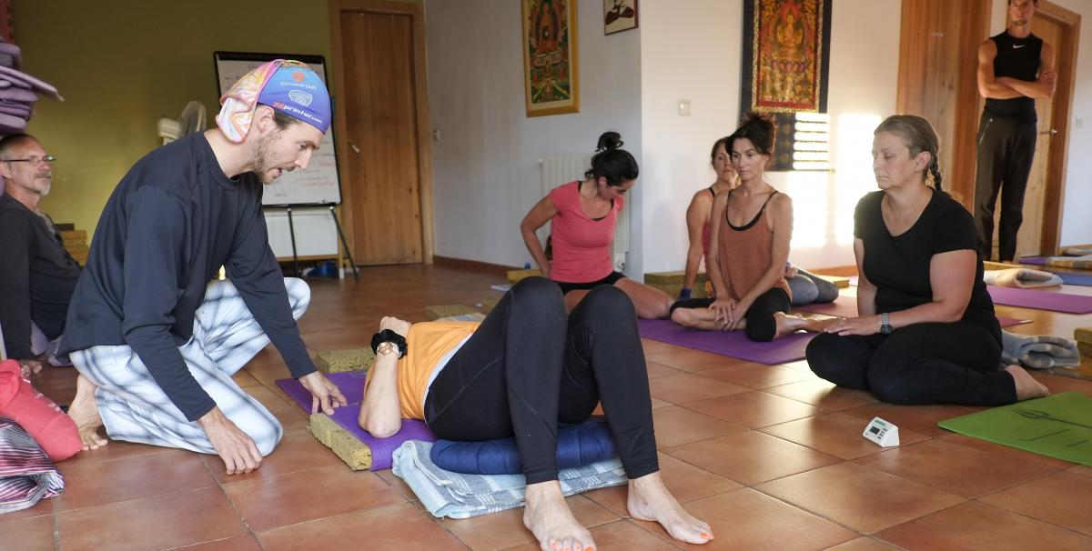 500 hours Advanced Mindfulness Yoga Teacher CPD Training with Bodhiyoga International (en inglés)